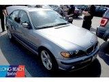 2005 Titanium Silver Metallic BMW 3 Series 325i Sedan #48460734