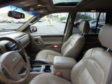 2002 Jeep Grand Cherokee Limited 4x4 Taupe Interior