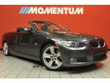 2008 Sparkling Graphite Metallic BMW 3 Series 335i Convertible #48460867