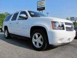 2011 Summit White Chevrolet Suburban LS #48460744