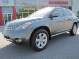 2007 Platinum Pearl Matallic Nissan Murano SL #48460751