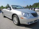 2008 Chrysler Sebring Bright Silver Metallic
