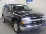2004 Dark Blue Metallic Chevrolet Tahoe LS 4x4 #48460879