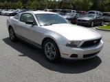 2011 Ingot Silver Metallic Ford Mustang V6 Premium Coupe #48460761