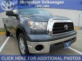 2007 Slate Metallic Toyota Tundra SR5 Double Cab #48461011