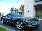 Chevrolet Corvette 2000 Data, Info and Specs
