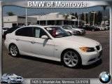 2008 Alpine White BMW 3 Series 335i Sedan #48502694