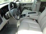 2004 Chevrolet Silverado 1500 LT Extended Cab Medium Gray Interior
