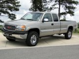 2002 GMC Sierra 2500HD SLE Extended Cab Data, Info and Specs