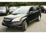 2009 Crystal Black Pearl Honda CR-V EX 4WD #48502645