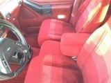 1992 Ford Explorer Interiors