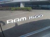 2002 Dodge Ram 1500 Sport Quad Cab 4x4 Marks and Logos
