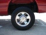 2007 Dodge Ram 1500 Laramie Mega Cab 4x4 Wheel