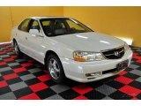 2003 White Diamond Pearl Acura TL 3.2 #48502731
