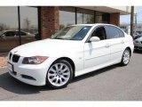 2008 Alpine White BMW 3 Series 328xi Sedan #48502666