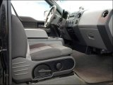 2005 Ford F150 XLT SuperCab 4x4 Medium Flint Grey Interior