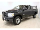 2008 Dodge Ram 1500 ST Regular Cab 4x4 Data, Info and Specs
