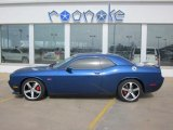 2011 Deep Water Blue Pearl Dodge Challenger SRT8 392 Inaugural Edition #48502678