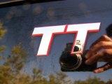 Audi TT 2003 Badges and Logos