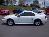 2003 Oxford White Ford Mustang V6 Coupe #48520321