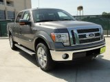 2011 Sterling Grey Metallic Ford F150 Lariat SuperCrew #48520623
