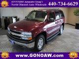 2004 Sport Red Metallic Chevrolet Tahoe LS 4x4 #48520030