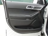2011 Ford Explorer Limited Door Panel