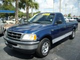 1998 Ford F150 XLT Regular Cab Data, Info and Specs