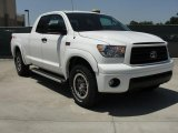 2011 Super White Toyota Tundra TRD Rock Warrior Double Cab 4x4 #48520643
