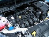 2012 Ford Focus SE Sedan 2.0 Liter GDI DOHC 16-Valve Ti-VCT 4 Cylinder Engine