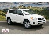 2011 Super White Toyota RAV4 I4 4WD #48520082