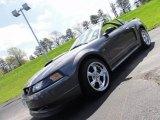 2003 Dark Shadow Grey Metallic Ford Mustang GT Convertible #48520129