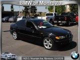 2005 Jet Black BMW 3 Series 325i Sedan #48520682