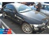 2009 Jet Black BMW 3 Series 328i Coupe #48520695