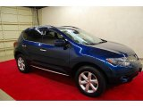 2010 Nissan Murano Deep Sapphire Blue Metallic
