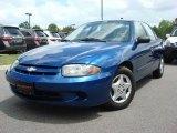 2003 Arrival Blue Metallic Chevrolet Cavalier Sedan #48520473