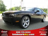 2011 Brilliant Black Crystal Pearl Dodge Challenger R/T Plus #48520494