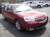 2007 Sport Red Metallic Chevrolet Malibu LT Sedan #48520196