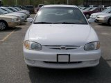 1999 Kia Sephia LS