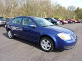 2007 Laser Blue Metallic Chevrolet Cobalt LT Sedan #48520561