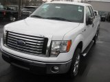 2011 Oxford White Ford F150 XLT SuperCab #48520793