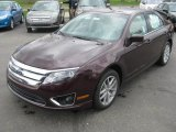 2011 Bordeaux Reserve Metallic Ford Fusion SEL V6 #48520807