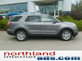 2011 Sterling Grey Metallic Ford Explorer XLT 4WD #48520245