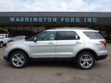 2011 Ingot Silver Metallic Ford Explorer Limited 4WD #48520823