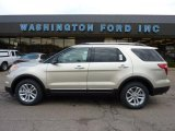 2011 Gold Leaf Metallic Ford Explorer XLT 4WD #48520824