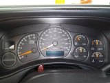 2001 Chevrolet Suburban 1500 LT 4x4 Gauges