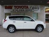 2011 Super White Toyota RAV4 I4 4WD #48520280