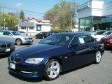 2011 Deep Sea Blue Metallic BMW 3 Series 328i Convertible #48520296