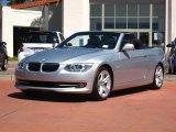 2011 Titanium Silver Metallic BMW 3 Series 328i Convertible #48520304