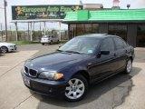 2004 Orient Blue Metallic BMW 3 Series 325xi Sedan #48520609